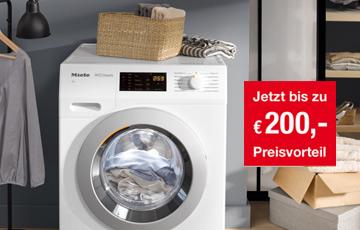Miele Waschmaschine WDB 030 WCS Aktion  sparen